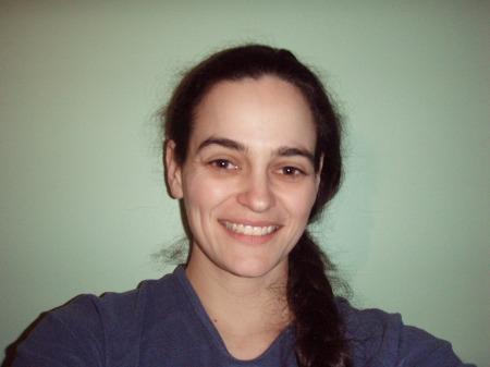 Hasty headshot, fall 2008