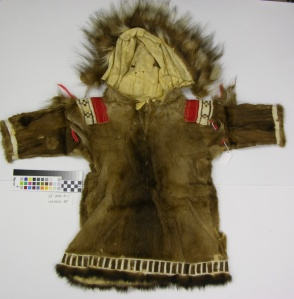 Yup'ik Child's Parka, Alaska State Museum Collection