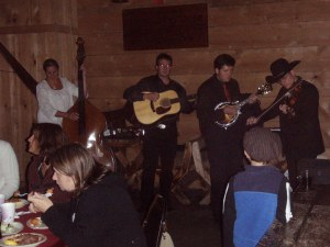 Great Alaska Bluegrass Band at the Thane Ore House