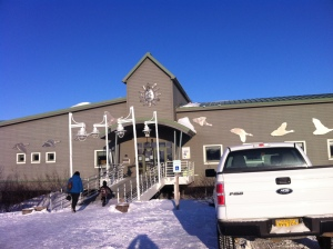 Yupiit Piciryarait Museum and Cultural Center in Bethel, Alaska