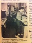 old lab 1985