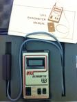 old UVX meter