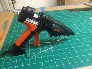 Nice glue gun, well worth the money.