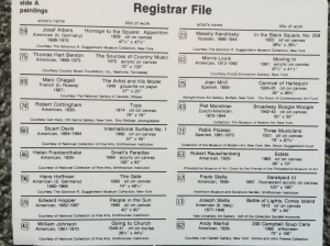 Check out the cool Registrar File
